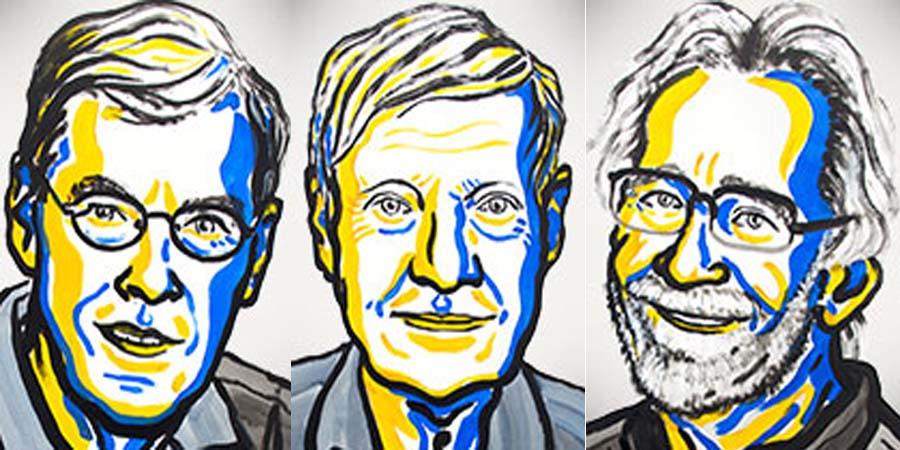 Winnaars Nobelprijs voor Scheikunde 2017