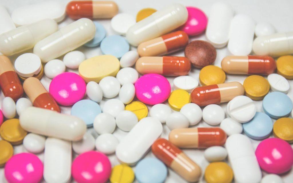 foto van medicijnen, pillen