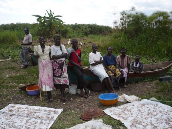 Nyando wetland, Kenia