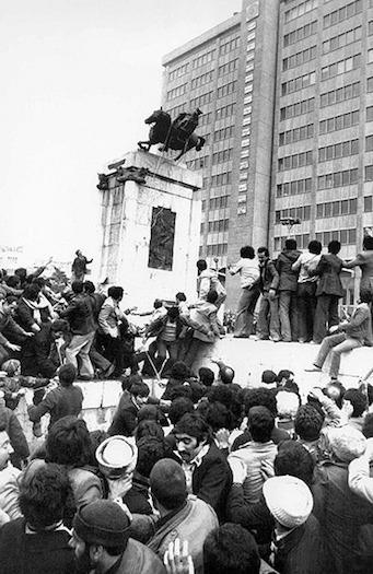 Iraanse Revolutie, februari 1979