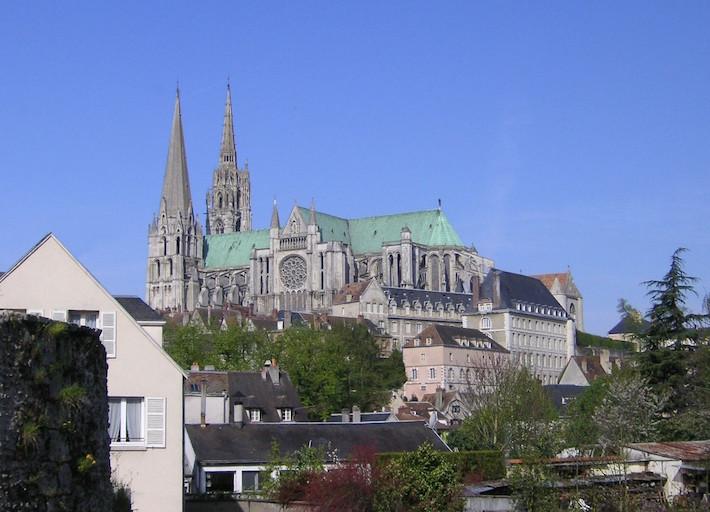 Kathedraal van Chartres