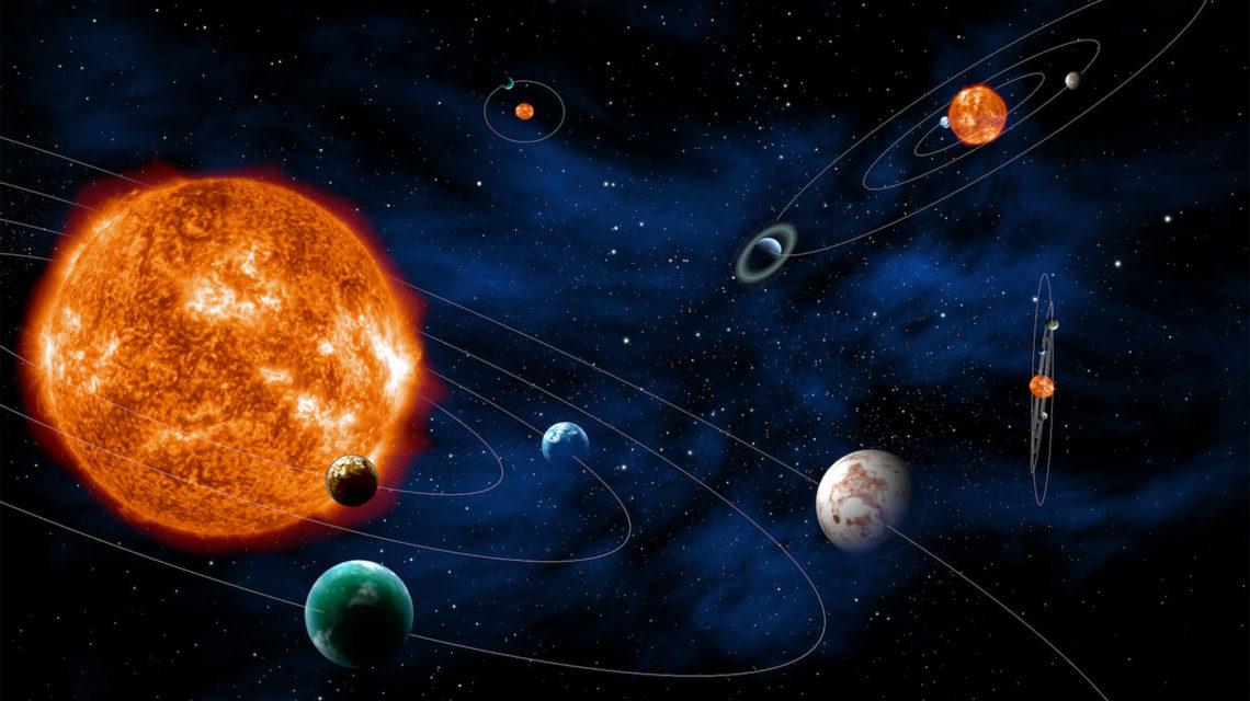 Exoplanetensysteem