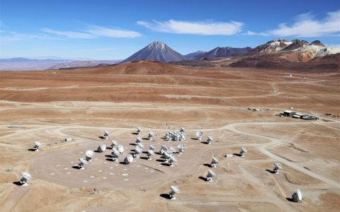 ALMA-telescoop