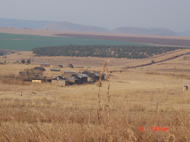 Landbouw Zuid-Afrika