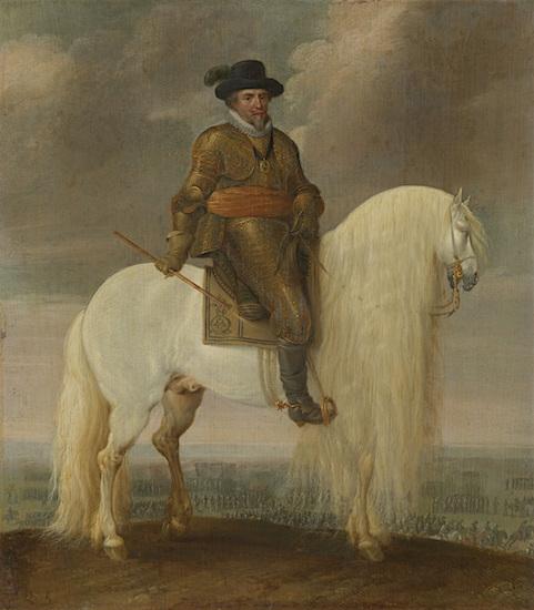 Pauwels van Hillegaert: Prins Maurits