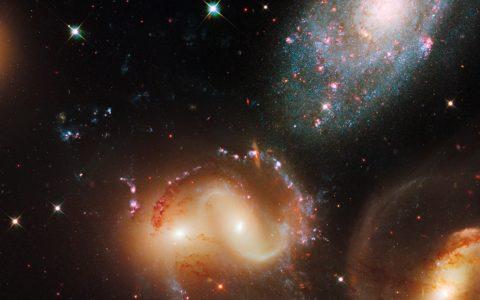 Melkwegstelsels