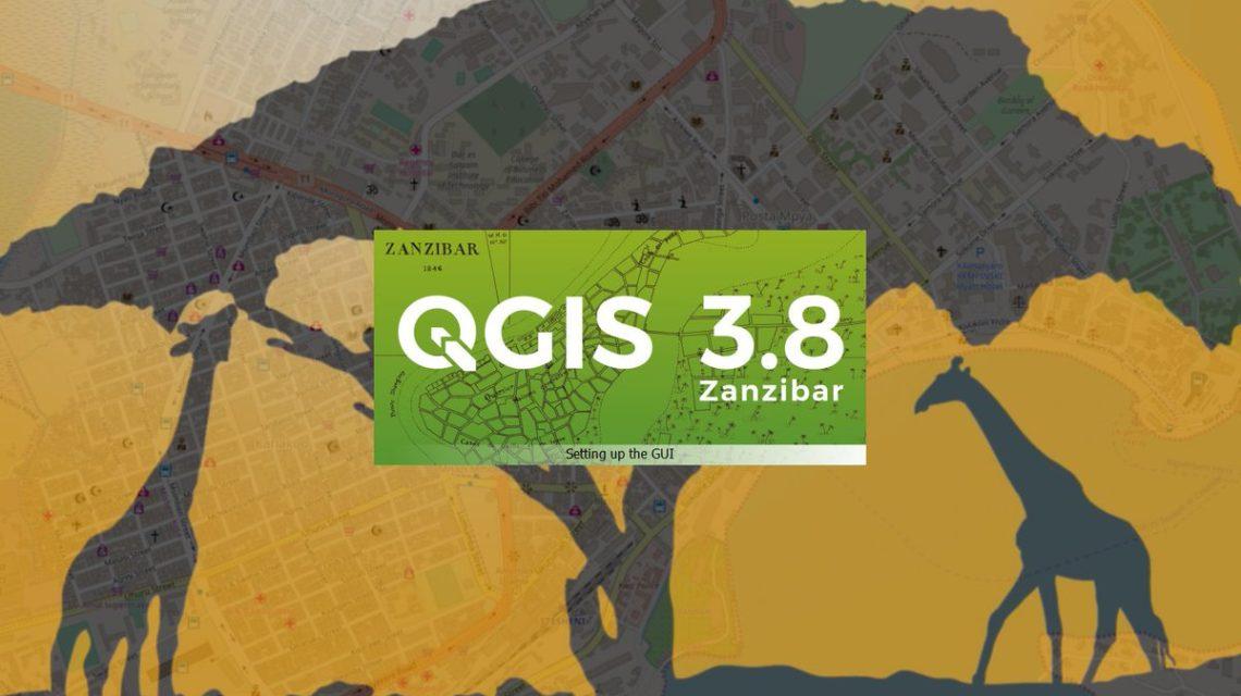 QGIS Zanzibar