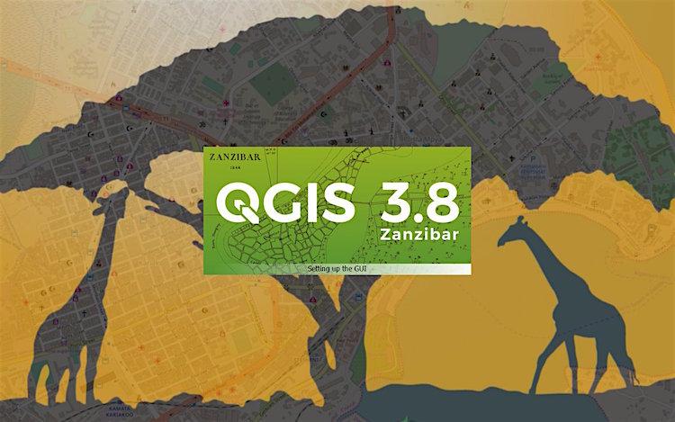 QGIS Zanzibar 2018