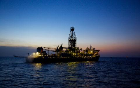 Mozambique gasboringen