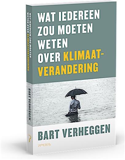 Boekcover Bart Verheggen