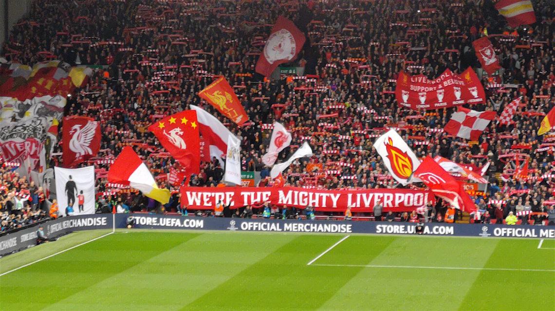 Liverpool FC -Barcelona