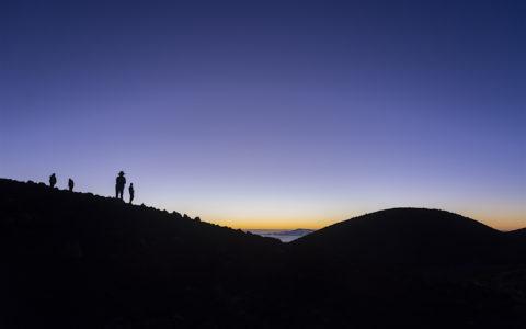 Hoofdfoto Hawaii Zonsondergang