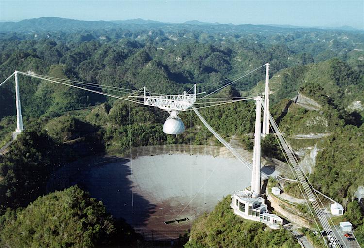 Arecibo Radiotelescoop
