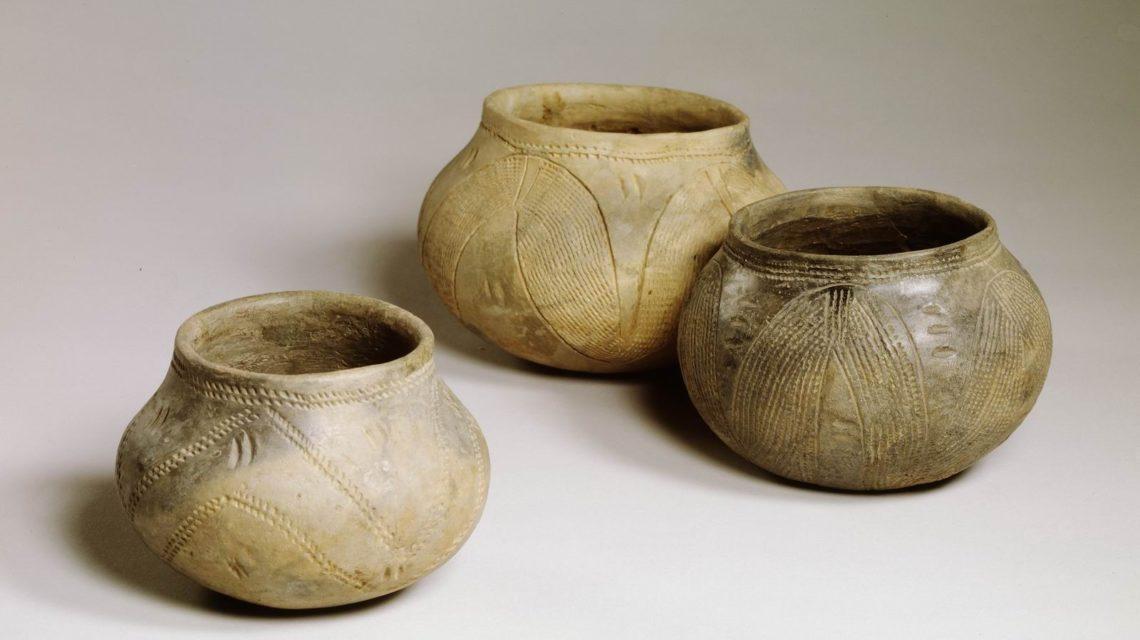 Bandkeramisch aardewerk