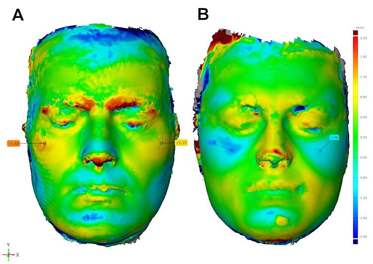 3D-scan figuur 1