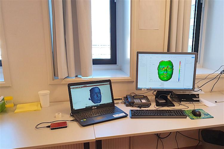 Uitwerking 3D-scans