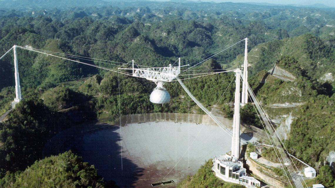 Arecibo-radiotelescoop